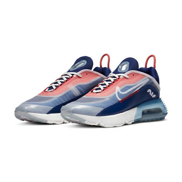 "【NIKE】NIKE AIR MAX 2090 ""USA"" 運動鞋 慢跑鞋 氣墊 粉藍白 男鞋 -CT1091101 1"