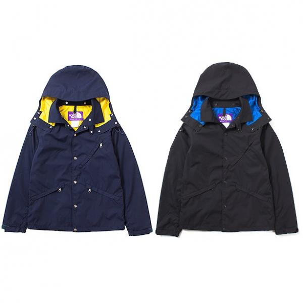 THE NORTH FACE PURPLE LABEL 65/35 Grizzly Peak Jacket 紫標運動登山風衣外套