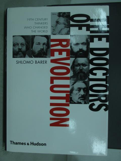 ~書寶 書T6/大學理工醫_QYB~The Doctors of Revolution_2