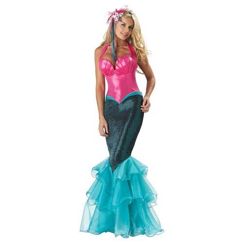 Sexy Mermaid Adult Costume 0
