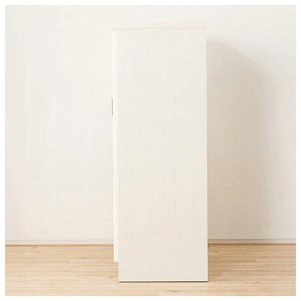 ◎(OUTLET)微波爐櫃 MIRANDA2 80MRB WH 福利品 NITORI宜得利家居 2