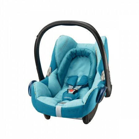 ★衛立兒生活館★Maxi-Cosi CabrioFix 新生兒提籃汽座/安全座椅-Mosaic Blue(8990F)