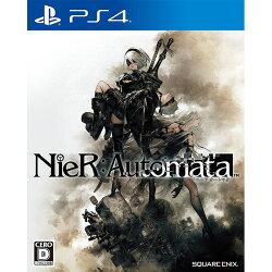 〈PS4 遊戲〉尼爾:自動人形 一般版 亞洲中文版【三井3C】