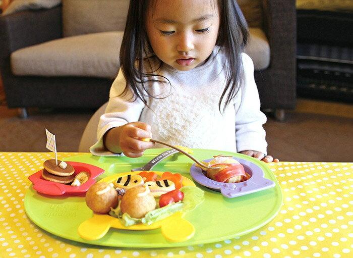 日本Disney 迪士尼兒童餐盤。4色。日本必買日本樂天代購-(1350*0.4) 2