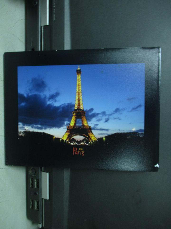 【書寶二手書T4/攝影_KBH】Paris 2012Team elite trip