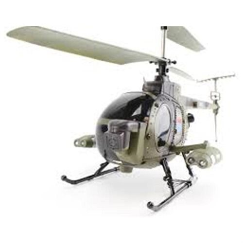 Microgear Radio Controlled 3319B 3.5 Chan Gyro Helicopter0 W. Light 3