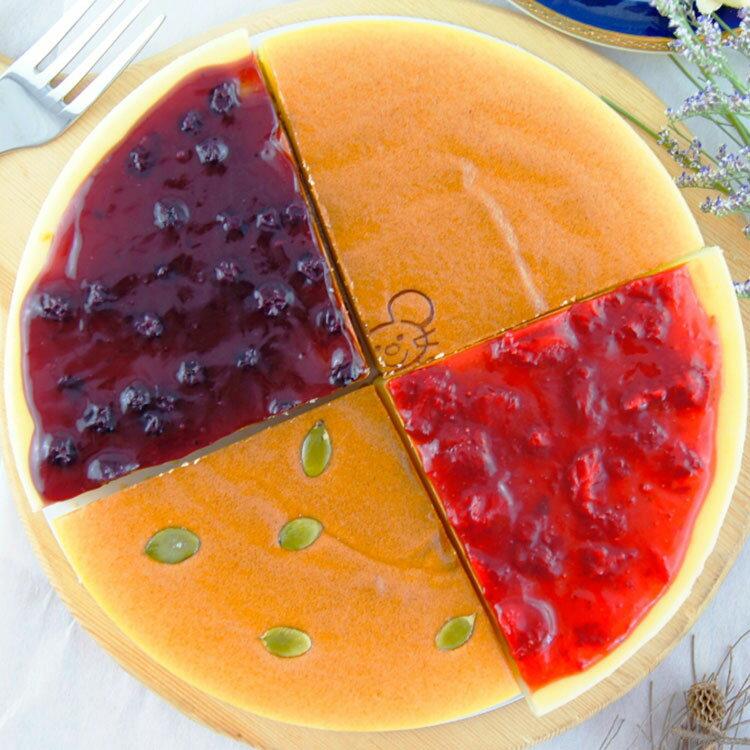 豪華8吋!爵奇mix乳酪蛋糕!