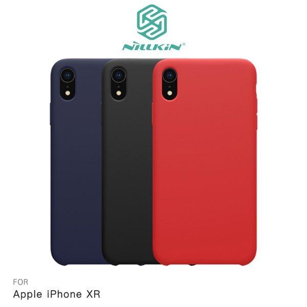【東洋商行】NILLKIN Apple iPhone XR 感系列液態矽膠殼 手機殼 保護殼 殼
