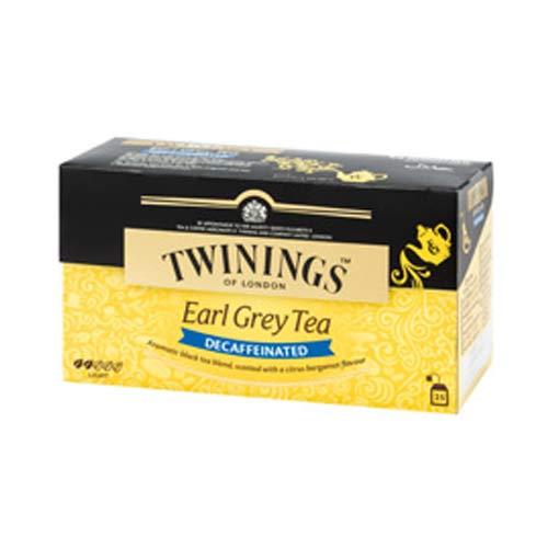 唐寧茶  皇家伯爵無咖啡因茶(2gx25入)