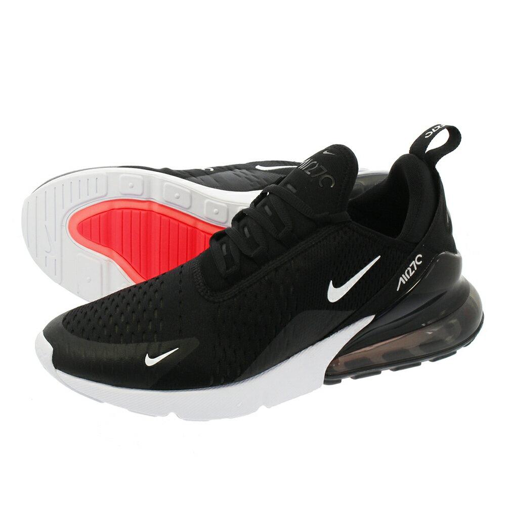 -[TellCathy]Nike Air Max 270 男鞋 慢跑 休閒 氣墊 避震 黑 AH8050-002