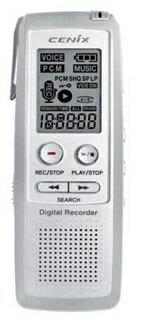 韓國CENIX 高規格專業型線性語音聲控數位錄音筆 4G Voice Amplifier Live-2 / 支