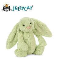彌月玩具與玩偶推薦到★啦啦看世界★ Jellycat 英國玩具 / 18公分綠小兔 玩偶 彌月禮 生日禮物 情人節 聖誕節 明星 療癒 辦公室小物就在Woolala推薦彌月玩具與玩偶