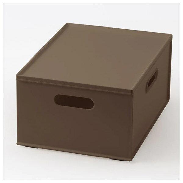 收納盒蓋 窄型用 N INBOX DBR NITORI宜得利家居 4