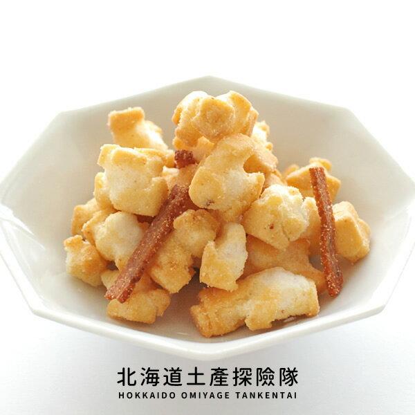 「日本直送美食」[北菓樓] 開拓小米菓 (虎杖浜明太子) ~ 北海道土產探險隊~