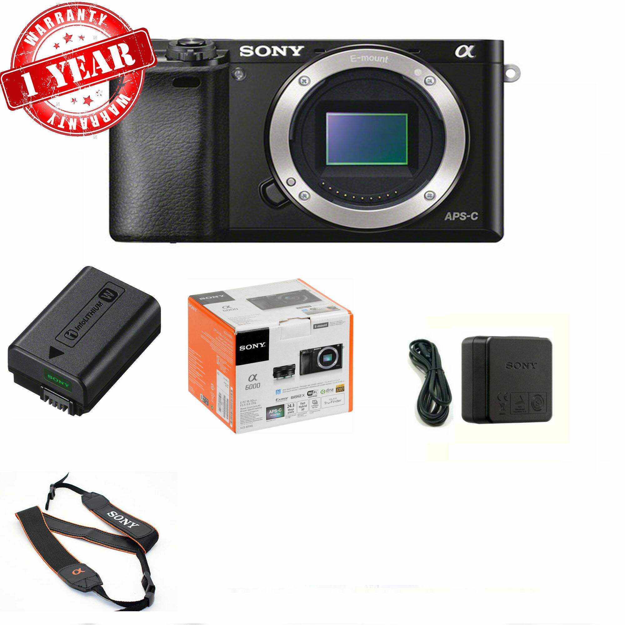 Get It Speedy: Sony alpha a6000 24 3 Megapixel Mirrorless