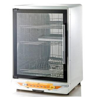 尚朋堂 防爆膜三層紫外線烘碗機SD-1566