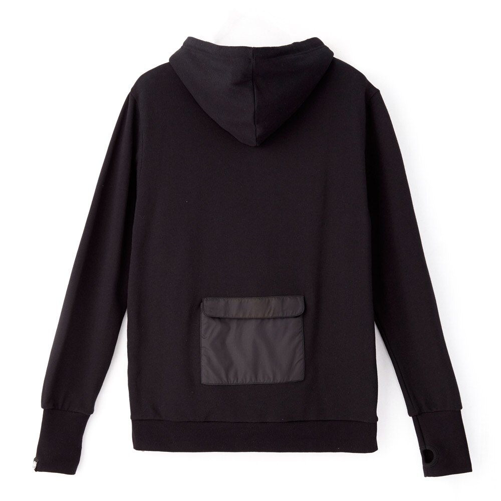 STAGE ARMOUR LS HOODIE 黑色 / 軍綠色 兩色 4
