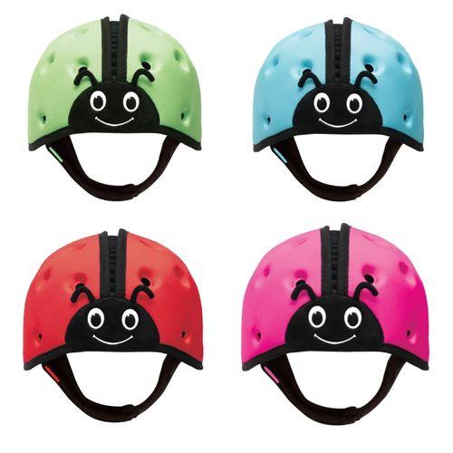 英國【Safehead Baby】幼兒學步防撞安全帽(4色) - 限時優惠好康折扣