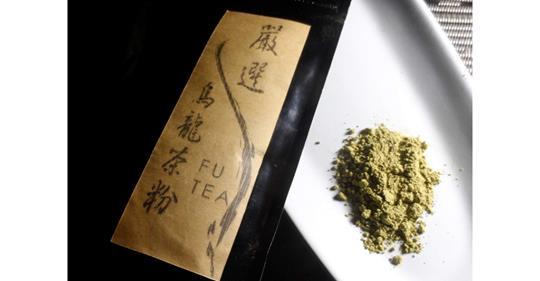 FuTea嚴選烏龍茶粉【禾嘉食葉】自然農法友善無毒(75g)