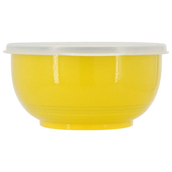 兒童附蓋隔熱碗(附湯匙) YE #304不鏽鋼 NITORI宜得利家居 1