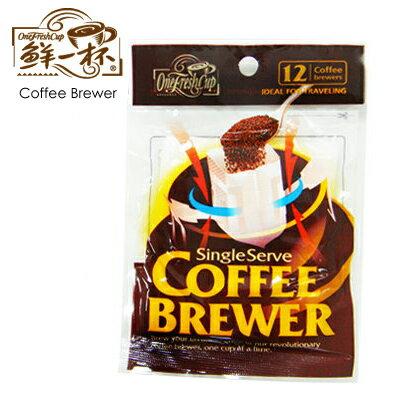 Onefreshcup 鮮一杯 滴濾式咖啡濾袋 12枚/包