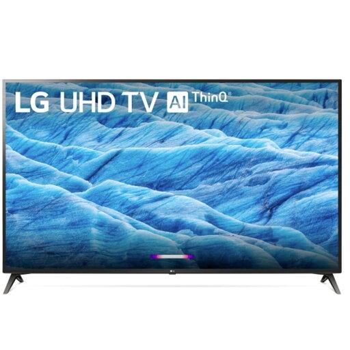 49 inch Class 4K Smart UHD TV w/AI ThinQ 0174 48.5 Diag