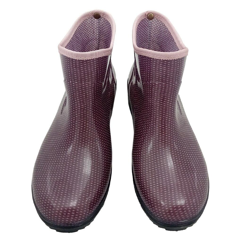 小玩子 新晉牌 女用 短筒雨鞋 日本設計 台灣製造 防水 防滑 舒適 雨靴 雨鞋 短靴 j201