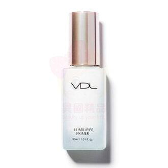 韓國 VDL 立體光耀璀璨妝前乳 30ml 貝殼提亮乳 飾底乳 打底 底妝