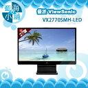 ViewSonic 優派 VX2770Smh-LED 27型AH-IPS寬螢幕 電腦螢幕