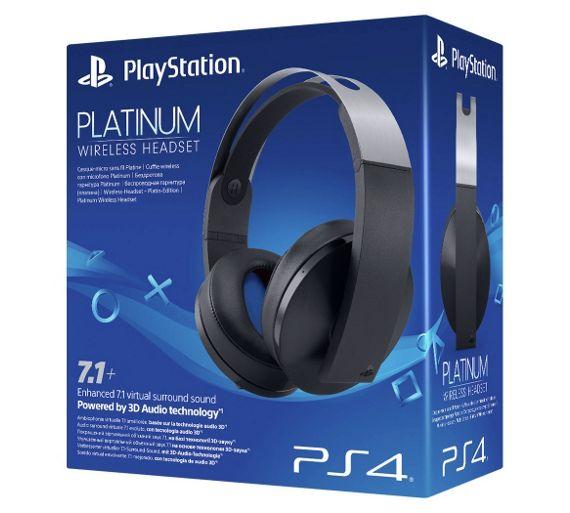 現貨供應中 公司貨 一年保固 [PS4 周邊] PlayStation 4 無線耳機組(CECHYA-0090)