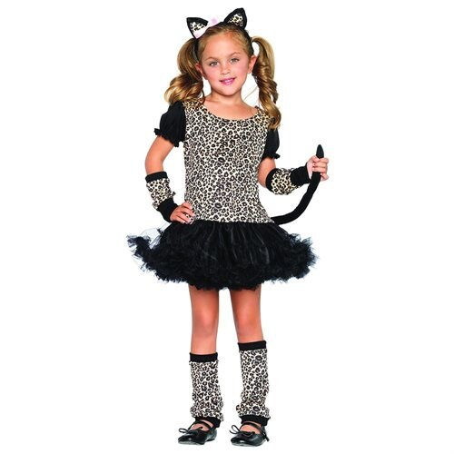 Little Leopard Child Costume 0