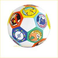 Pokemon:精靈寶可夢到asdfkitty可愛家☆寶可夢 神奇寶貝 皮卡丘安全軟皮球/M號/軟足球-日本正版商品