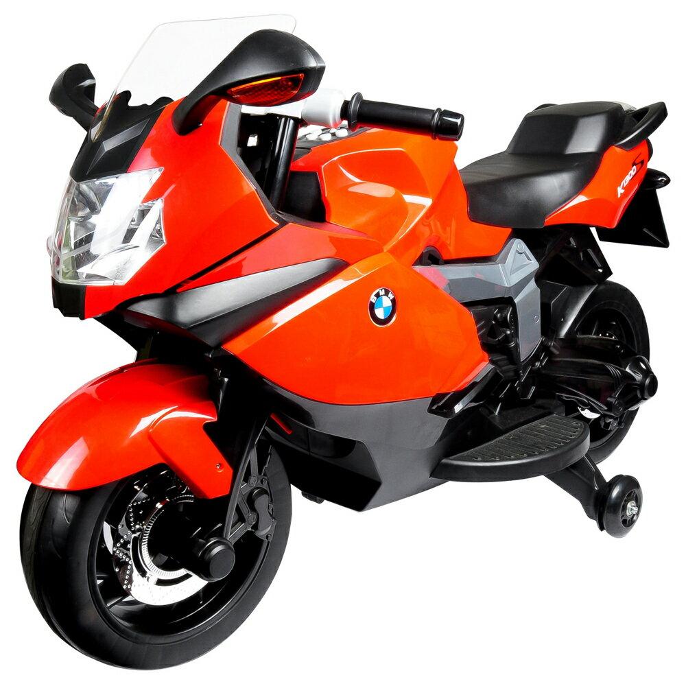 寶貝樂 BMW兒童電動摩托車/電動機車(BTRT283R)