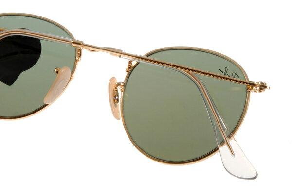 Ray Ban 雷朋 金邊綠鏡色 太陽眼鏡 RB3447 5