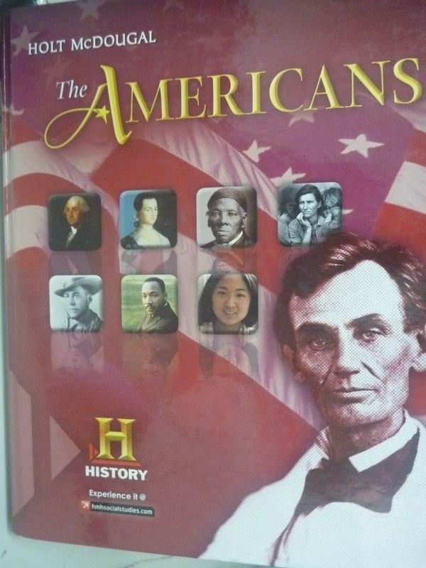 ~書寶 書T4/大學社科_QHN~The Americans_Danzer Gerald
