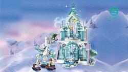 LEGO 41148 Magical Ice Palace 冰雪奇緣 愛紗魔法城堡