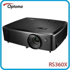 OPTOMA RS360X 3600流明 XGA解析度 多功能投影機支援藍光3D USB供電 似RS330X