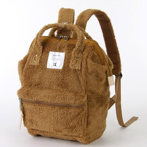 【菲比朵朵】 日本代購ANELLO 絨毛後背包 正品小包 2016秋最新款