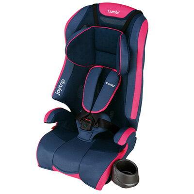 【悅兒樂婦幼用品?】Combi 康貝 New Joytrip S功能成長型安全座椅-靚麗粉
