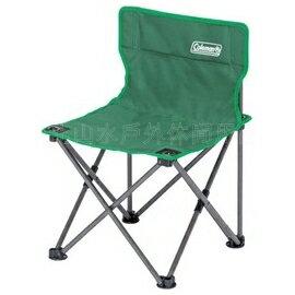 Coleman   CM3101JM000 吸震折椅  小型露營折疊椅 草原綠  台北