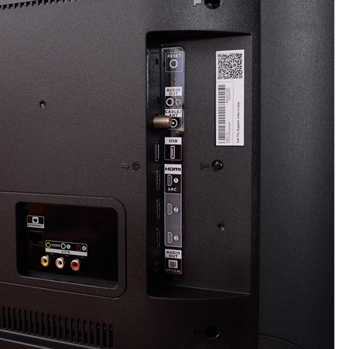 "TCL 49S405 - 49"" Roku Smart 4K 120Hz UHD HDR HDTV 7"