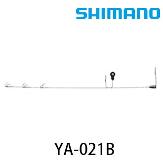 漁拓釣具 SHIMANO YA-021B #M  (活餌軟絲剉) (野猿釣法)
