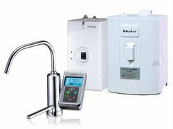 【Buder普德 x Hitachi日立】 HI-TAQ7 檯下型電解水機+熱水機 廚下型鹼性離子整水器【全台免安裝費】