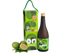 萃綠檸檬果膠代謝酵素 (瓶) 750ml [橘子藥美麗]