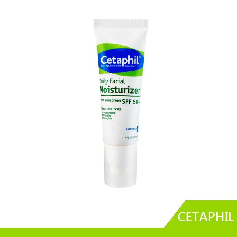 RH shop 加拿大 Cetaphil舒特膚 極緻全護防曬凝乳 SPF50+ 50ml