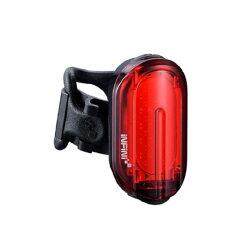【7號公園自行車】INFINI OLLEY 38顆LED高亮度USB充電式警式後車燈(紅)