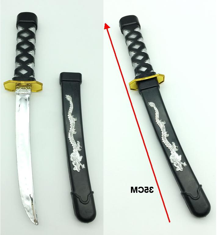 萬聖節服裝/配件/忍者武器/忍者短劍/道具武士刀
