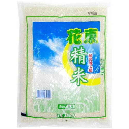 中興米 花東精米 3.4kg