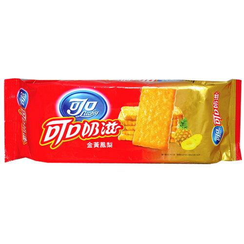 可口奶滋 金黃鳳梨口味(一條裝) 112.5g