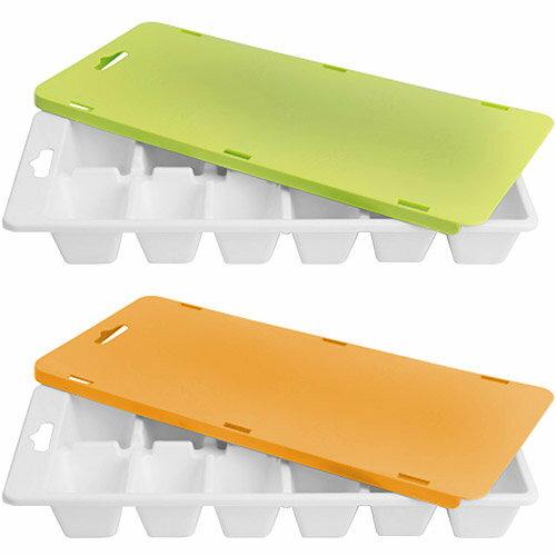 《EXCELSA》Scube12格附蓋製冰盒